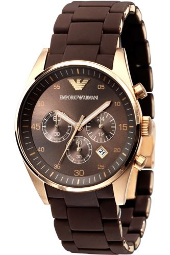 Emporio ARMANI Sportivo Chronograph Gents Watch AR5890